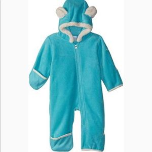 NWT COLUMBIA TINY BEAR II BUNTING